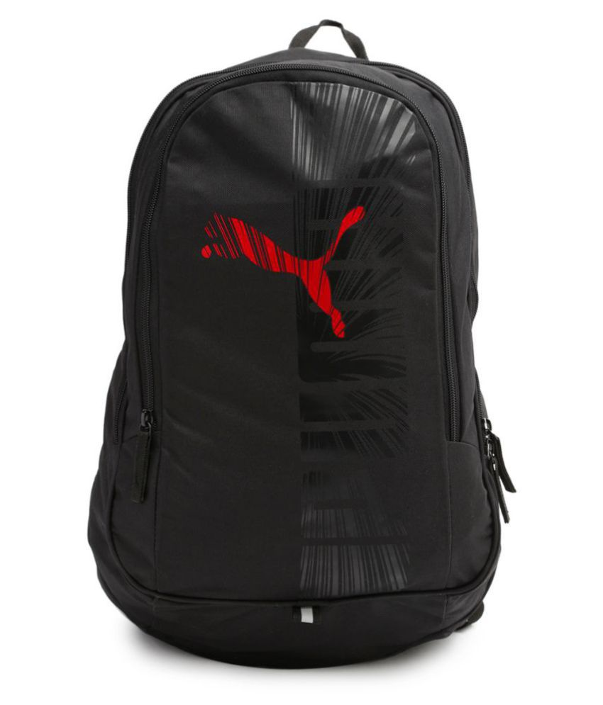 ... Puma Bag Puma Backpack College Bag College Backpack- Red Graphic 25  Ltrs ... 19ab8fc8e643c