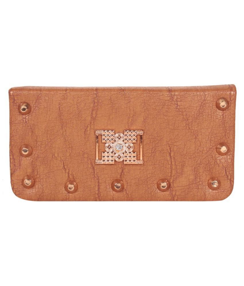 ZORNNA Brown Wallet