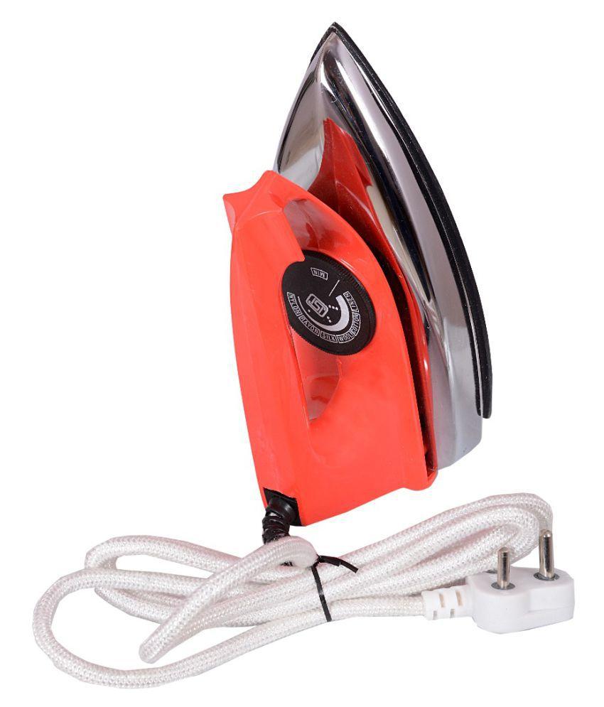 Tag9 Regular Dry Iron Red