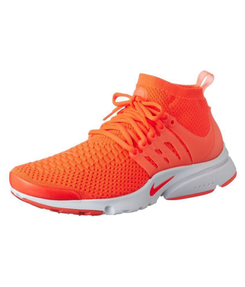 430a8b41038 Nike Presto Orange Training Shoes - Buy Nike Presto Orange Training Shoes  Online at Best Prices in India on Snapdeal