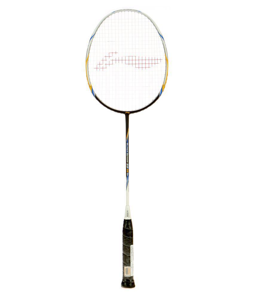 Li Ning Super Series SS 98 G4 Badminton Racket Black