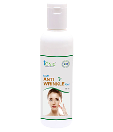 Ionic Anti Wrinkle Skin Repair & Ageing Control Face Gel Anti Wrinkle & Ageing Control Face Gel Day Cream 100 Ml