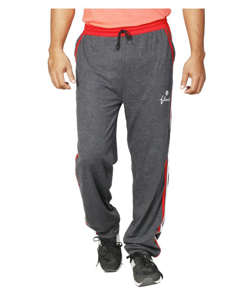 Filmax Gray Cotton Blend Lower