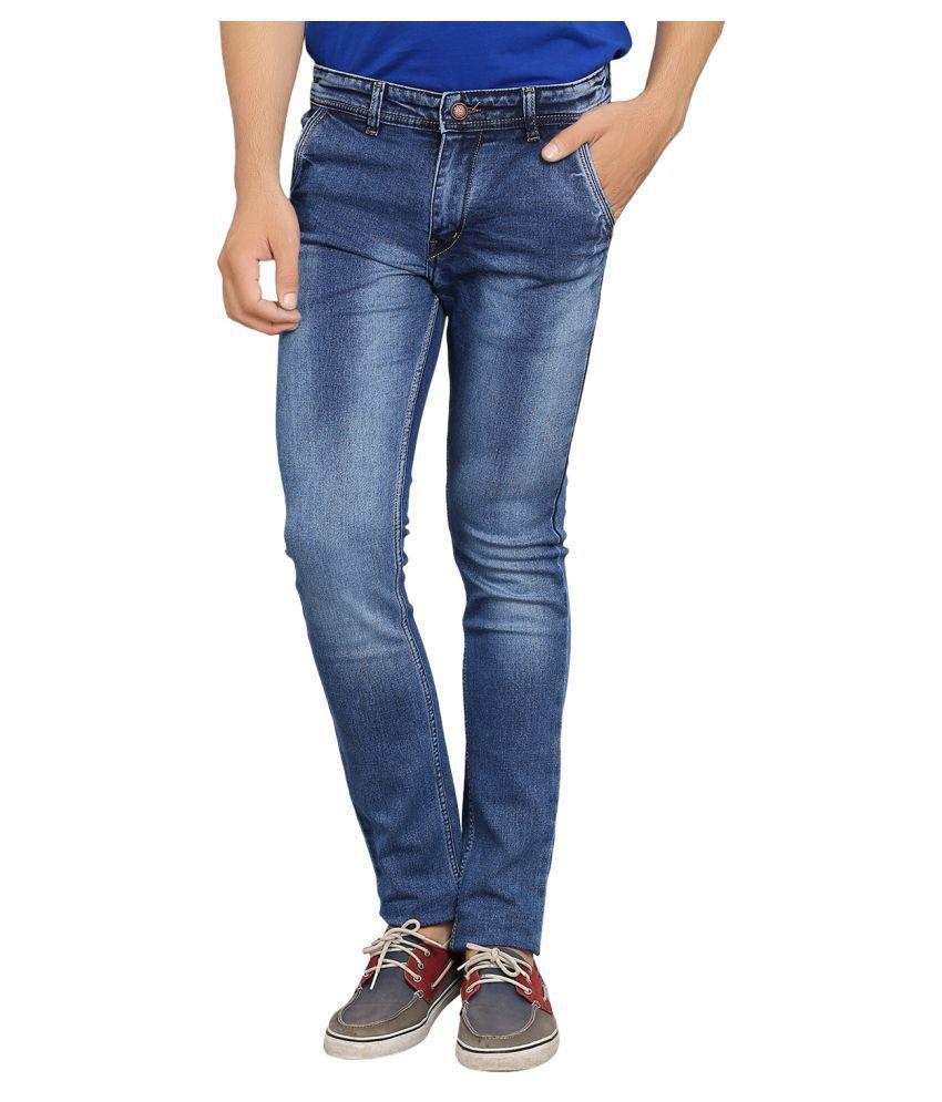 Benzora Blue Slim Jeans