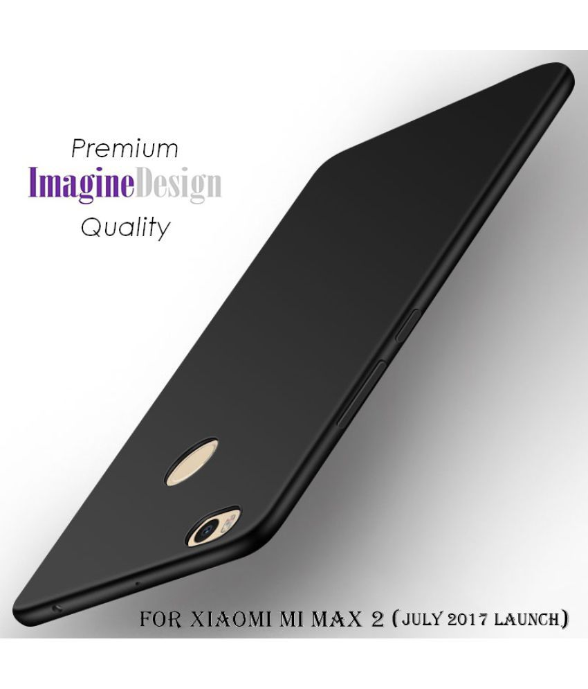 sale retailer f6e10 1590a XIAOMI MI MAX 2 Shock Proof Case Wow Imagine - Black