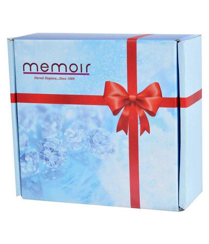 0d67efd275c Memoir Brass Gold simple sober dailyuse box chain women: Buy Memoir ...