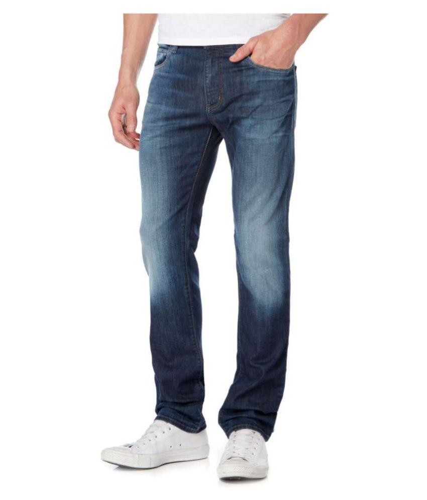 Pepe Jeans Blue Slim Jeans ...