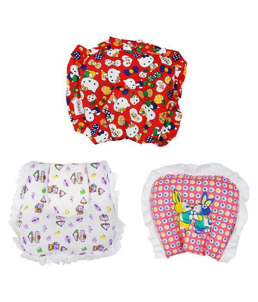 414d14268e89 Dream Baby infant Wear Multi-Colour Cotton Normal Baby Pillow  Buy ...