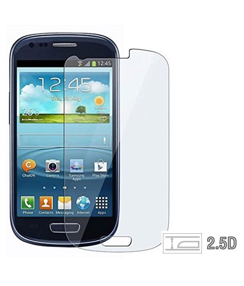 Samsung Galaxy S3 Mini Tempered Glass Screen Guard By Zyforce