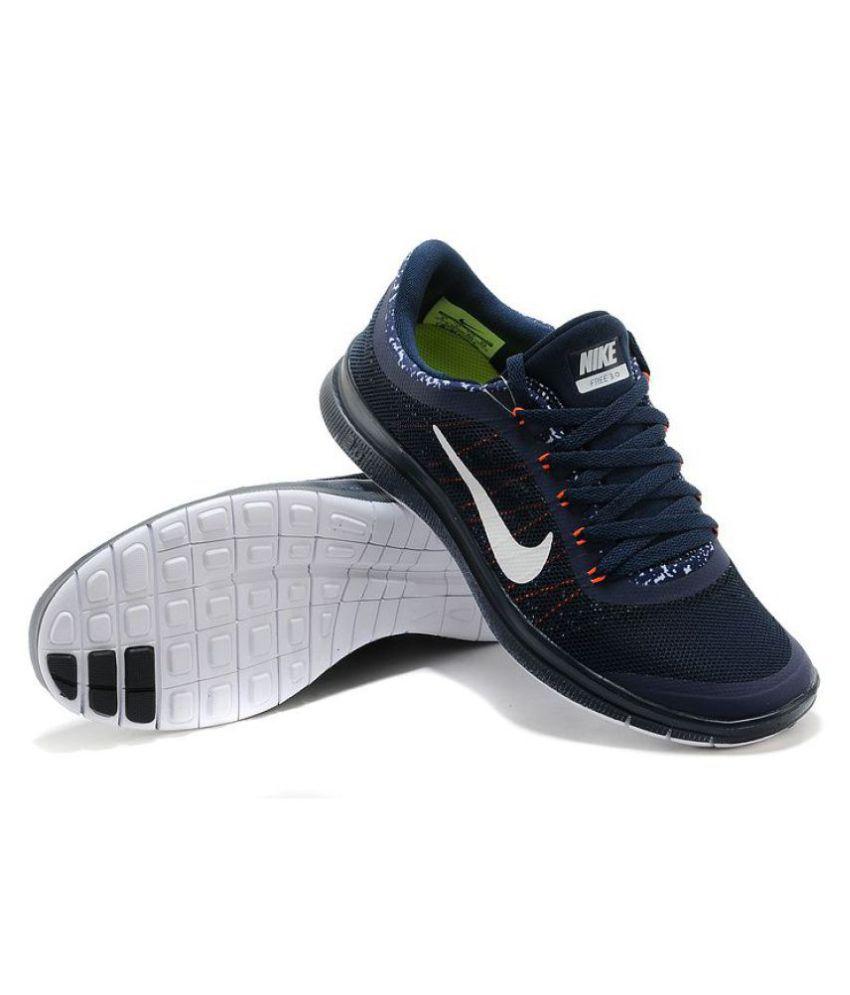 Nike 1 3.0 Navy Running Shoes - Buy Nike 1 3.0 Navy Running Shoes