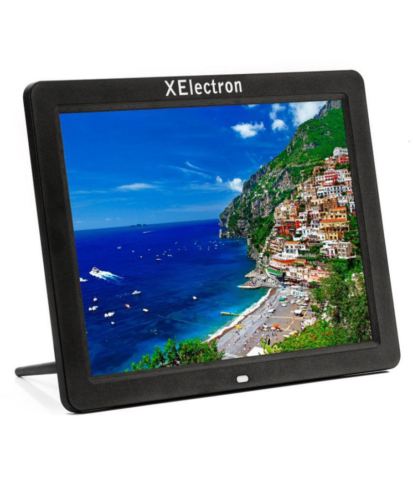 XElectron LED 12 inch Digital Photo Frame