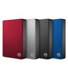 Seagate Seagate Backup Plus Slim 5TB 5 TB USB 3.0 Red
