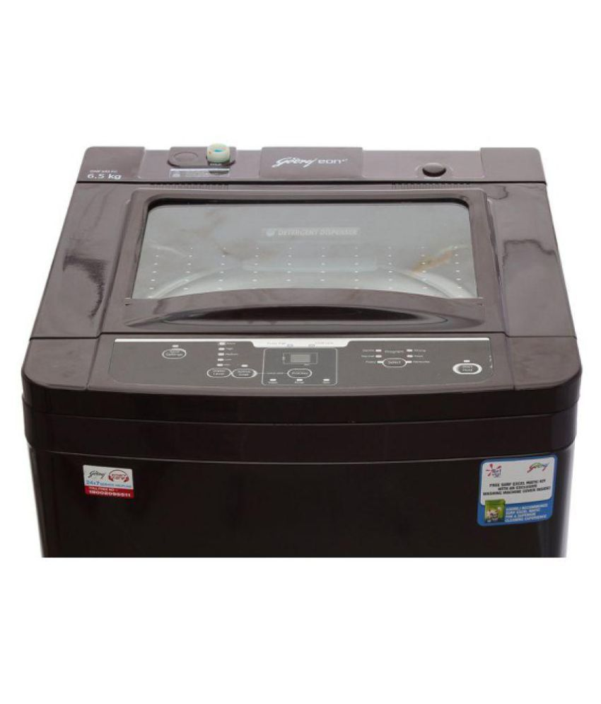Godrej 6.5 Kg Godrej 650 FDC Fully Automatic Fully Automatic Top Load Washing Machine