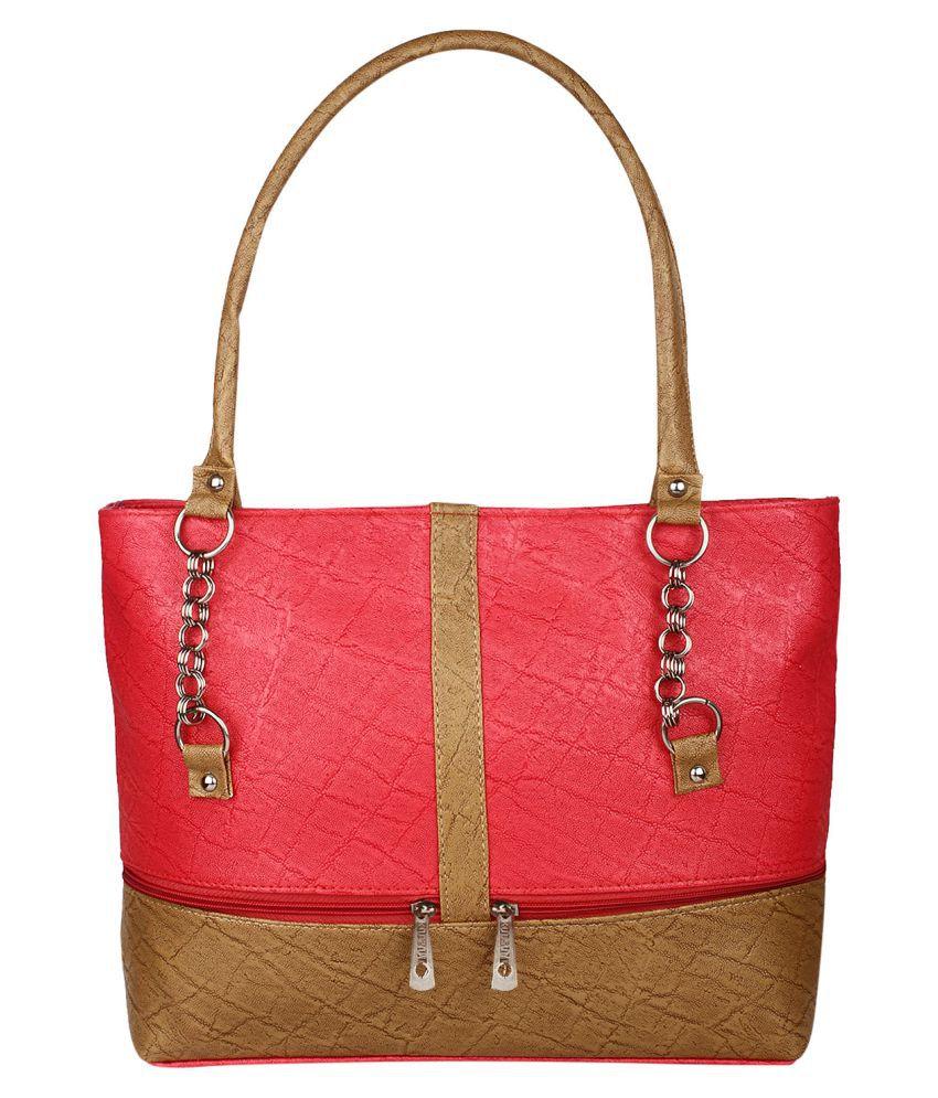 Devanshiart Multi P.U. Shoulder Bag