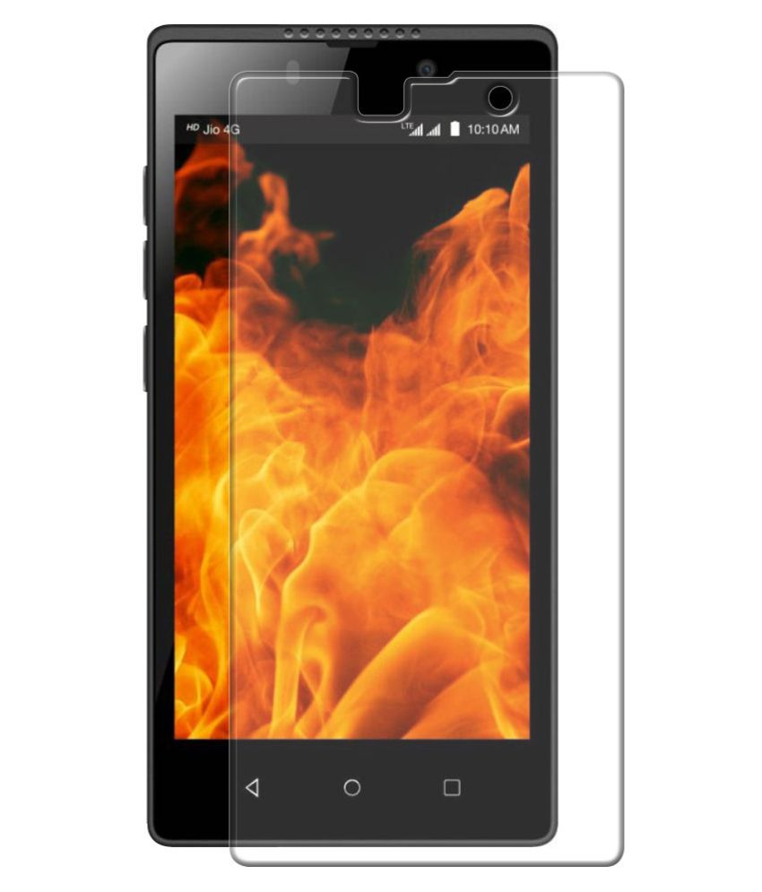 LYF water 1 Tempered Glass Screen Guard By KFDC