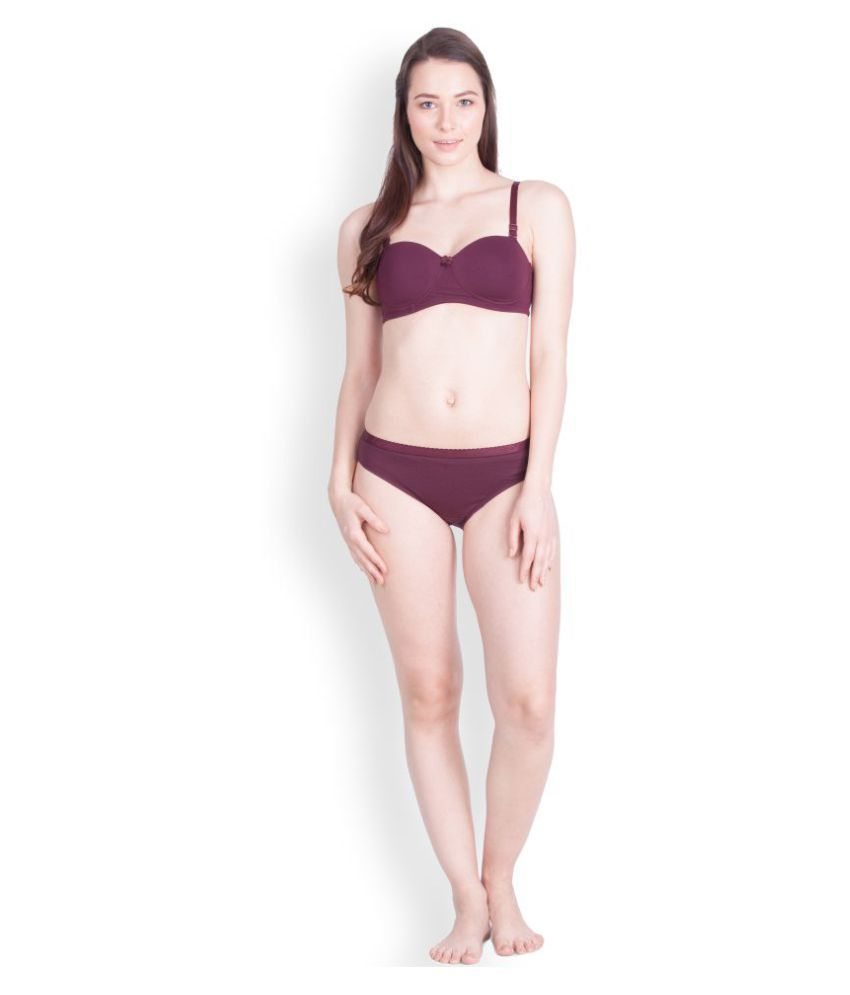 Buy Lux Lyra Cotton Bikini Panties Online at Best Prices ...