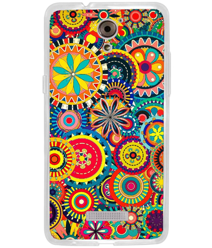 Coolpad Mega 3 Printed Cover By Instyler