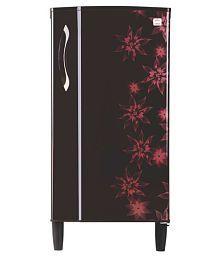 Godrej 185 Ltr 2 Star RD EDGE 185 CT 2.2 Single Door Refrigerator - Maroon
