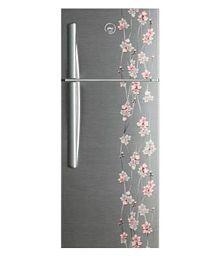 Godrej 290 Ltr 3 Star RT EON 290 P 3.4 Double Door Refrigerator - Silver