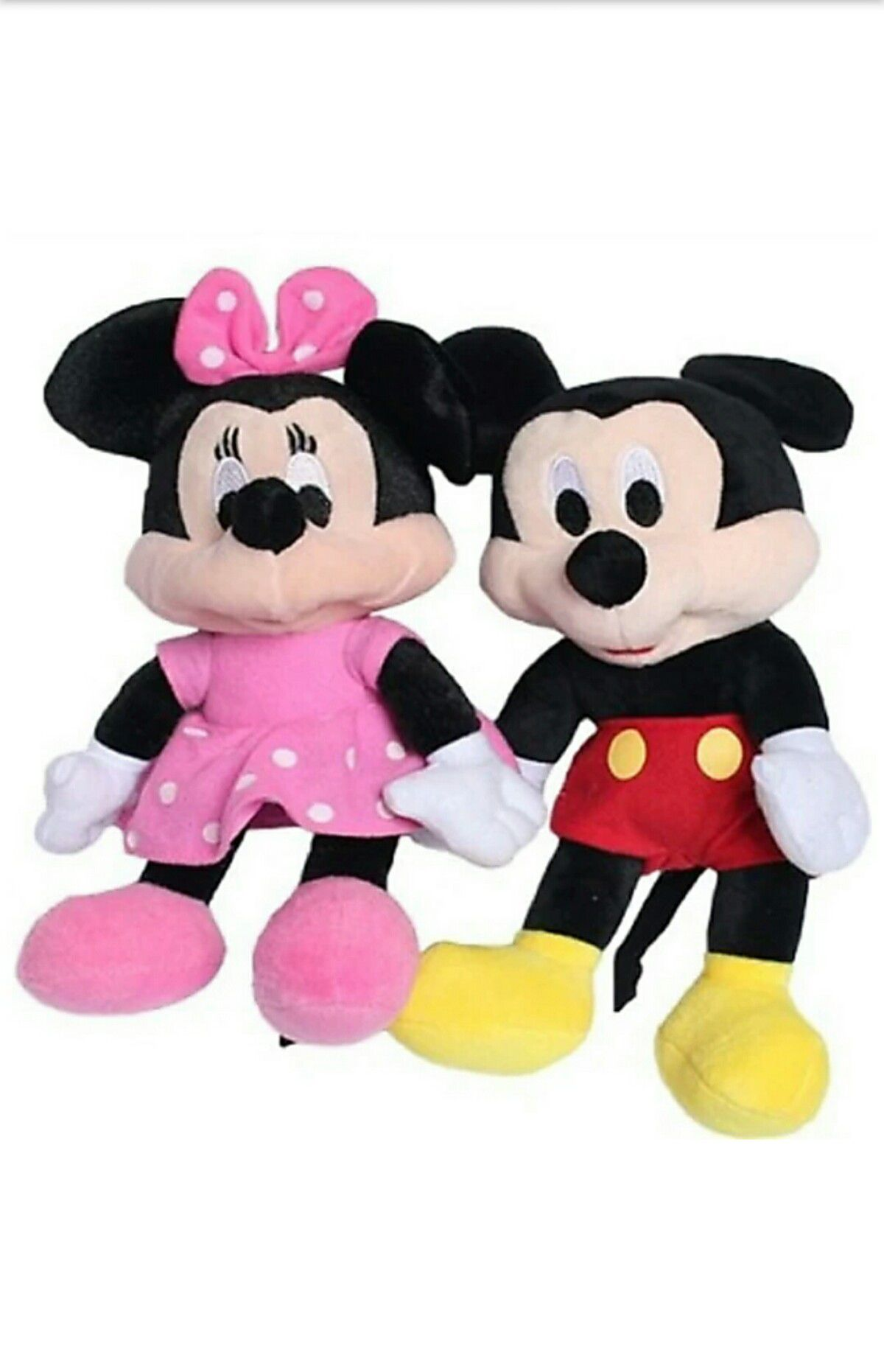 mickey and minnie mouse(65cm)