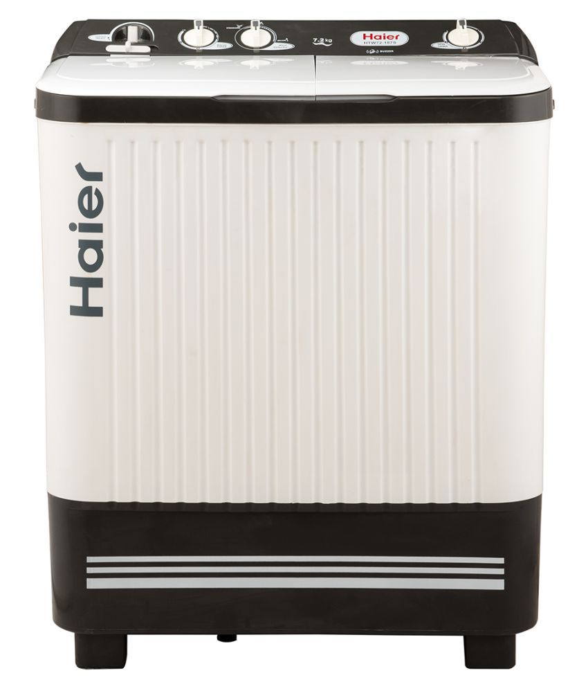 Haier 7.2 Kg HTW72-187S Semi Automatic Semi Automatic Top Load Washing Machine