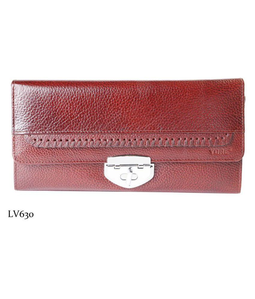 YORE Brown Wallet