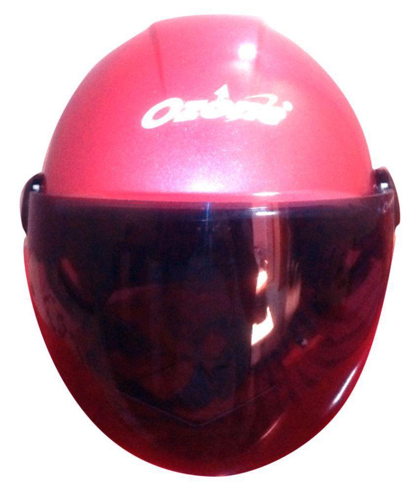 Premiere Gallery Ozzy Flip Up Helmet Pink M Buy Premiere Gallery