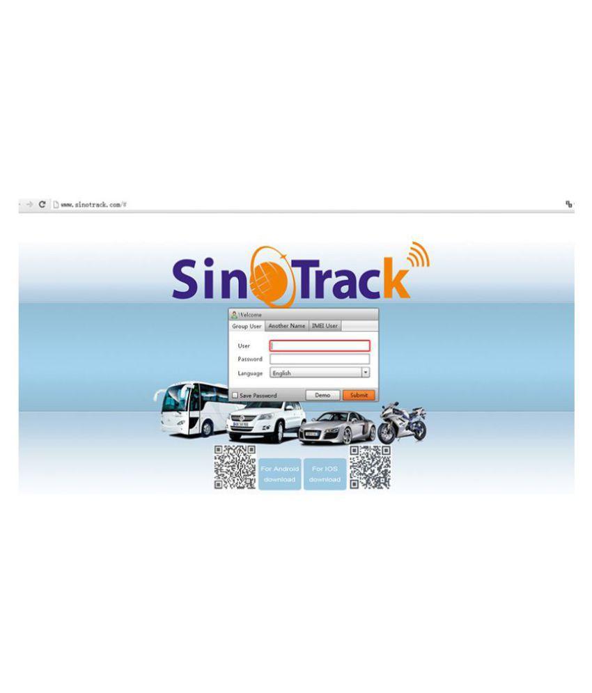 SinoTrack NA GPS Tracker: Buy SinoTrack NA GPS Tracker