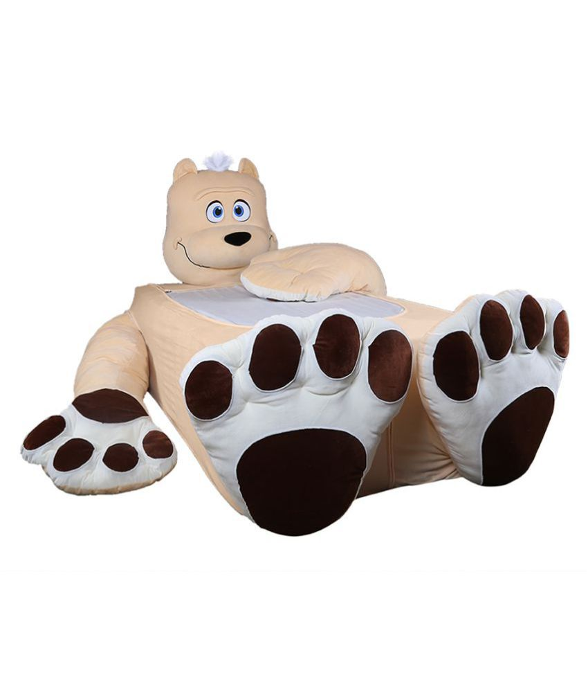 Winkaboo Teddy Bear Bed Frame Cover,Peach - Buy Winkaboo Teddy Bear ...