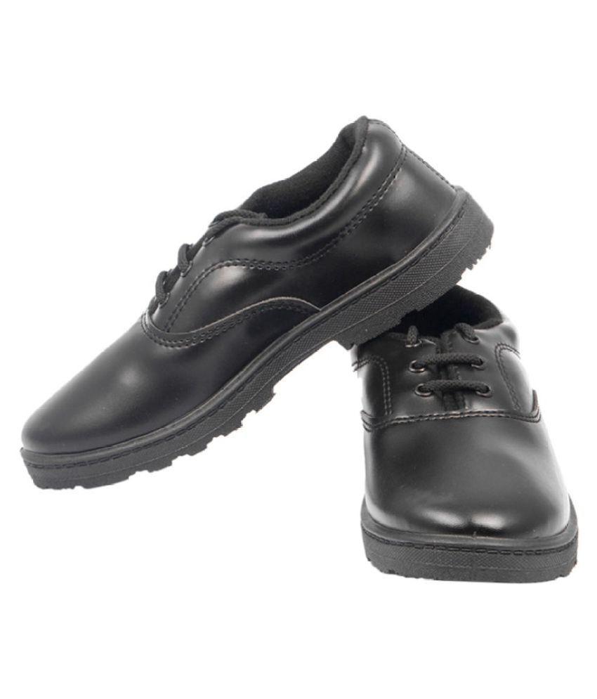 c8cb154f6a6ee Lakhani Black School Shoe for Boys Lakhani Black School Shoe for Boys ...