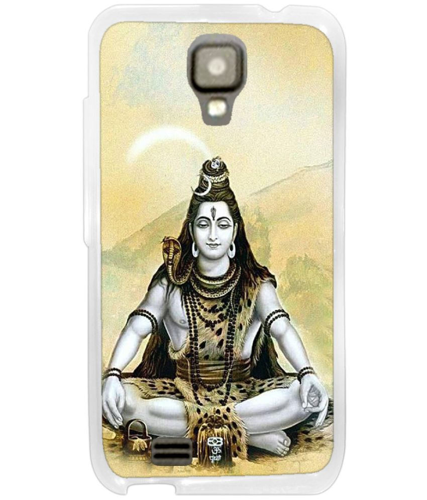 Gionee Pioneer P2S Printed Cover By instyler