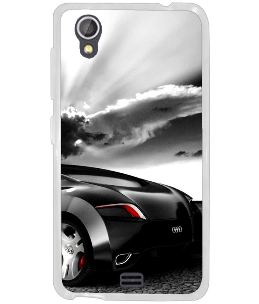Gionee Pioneer P4S Printed Cover By instyler