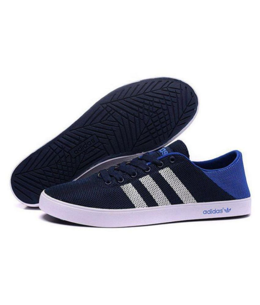 b250dcf3e73f86 ... spain adidas neo 1 blue casual shoes 1b1d1 c88b7