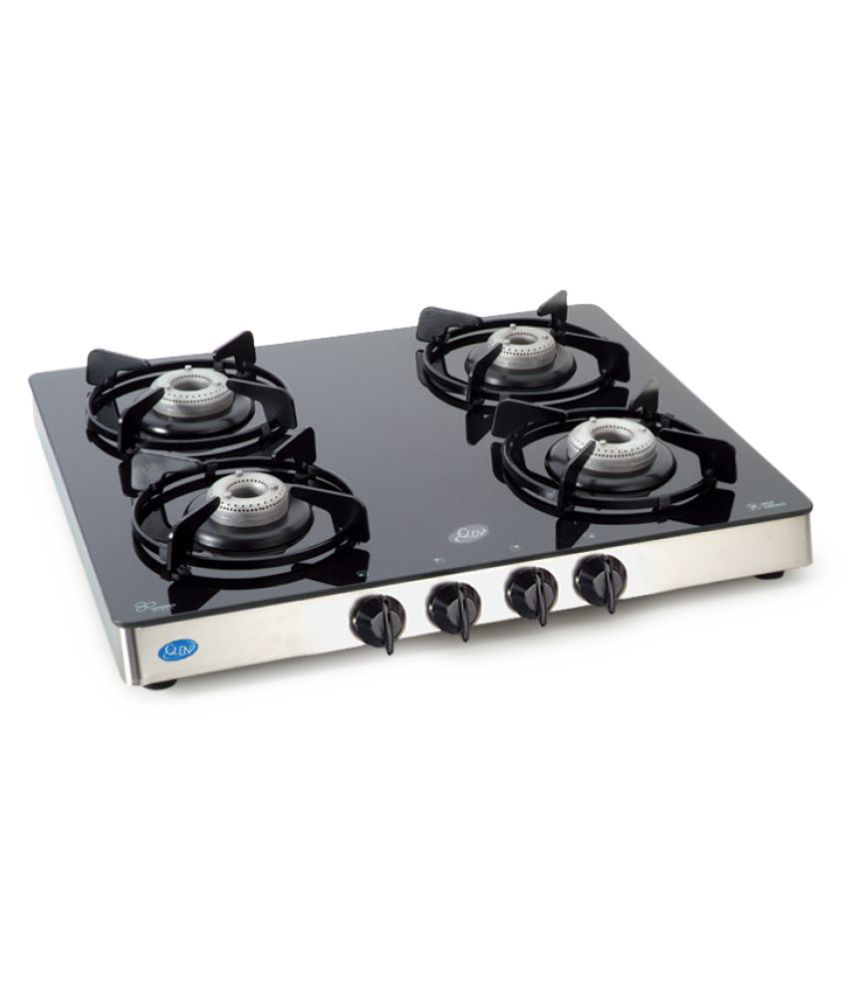 Glen Gl 1049 Gt 4 Burner Auto Gas Stove Price In India Online On Snapdeal