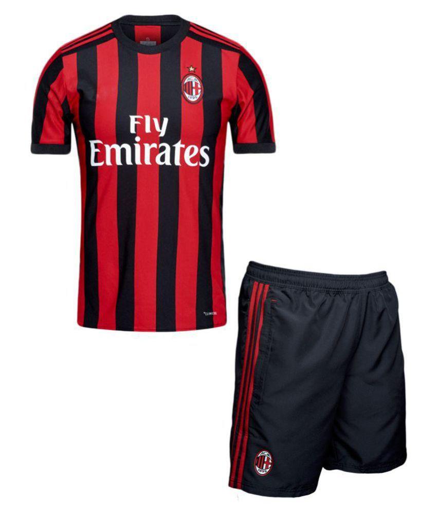 AC Milan Multi Polyester Jersey