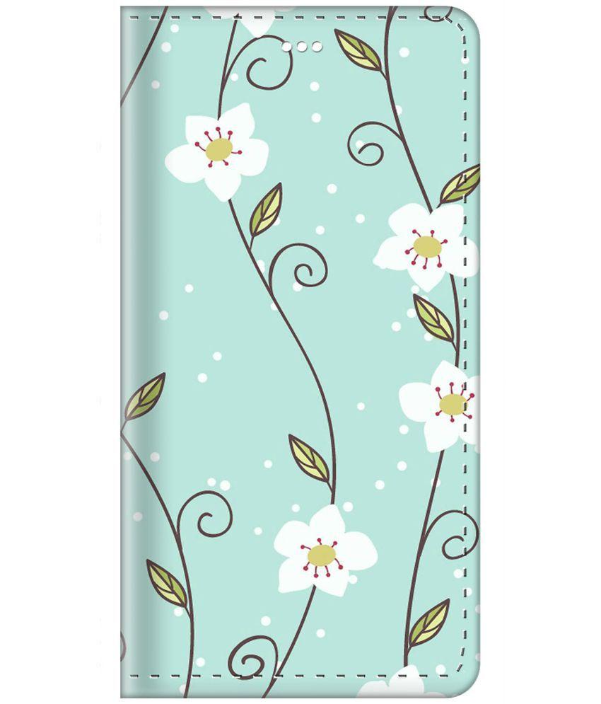 Samsung Galaxy j2 Flip Cover by ZAPCASE - Multi