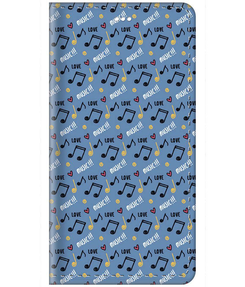 Samsung Galaxy S7 Flip Cover by ZAPCASE - Multi