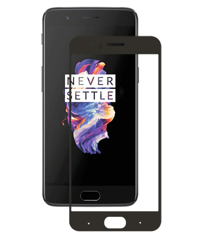 OnePlus 5 Tempered Glass Screen Guard By ACM