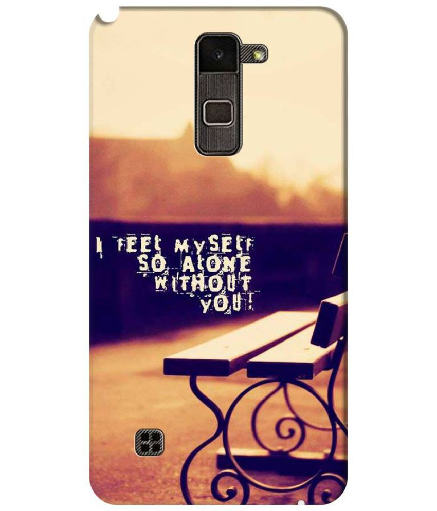 buy popular 396f7 efde8 LG Stylus 2 3D Back Covers By Aman - Printed Back Covers Online at ...