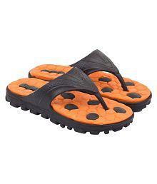 JPS Traders Slip On Slippers For Men/Boys Brown Daily Slippers