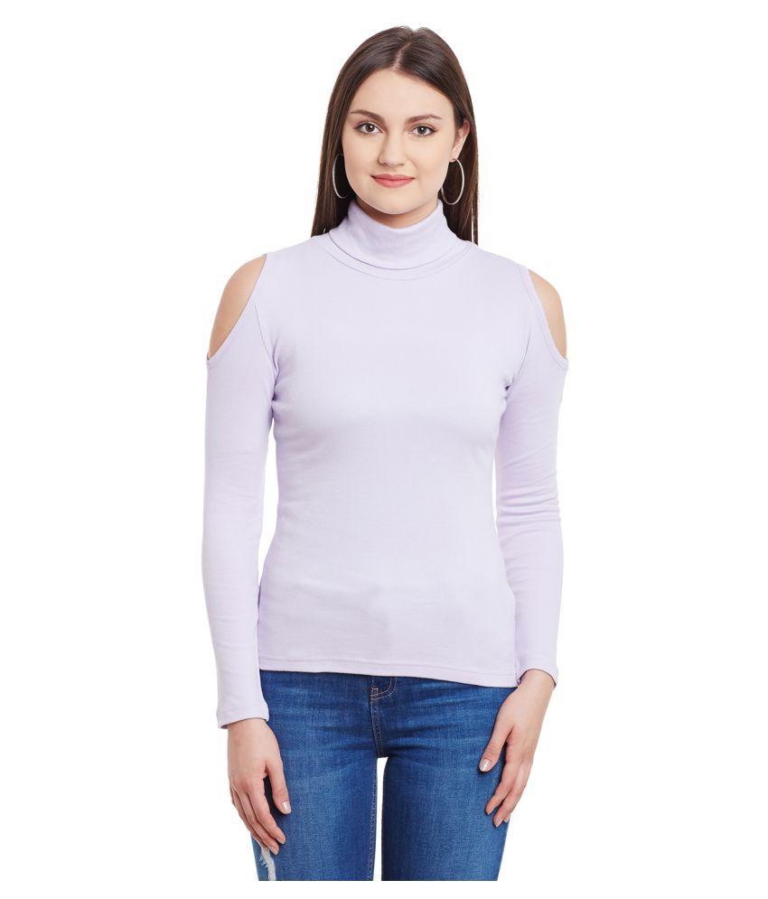 Hypernation Cotton Regular Tops