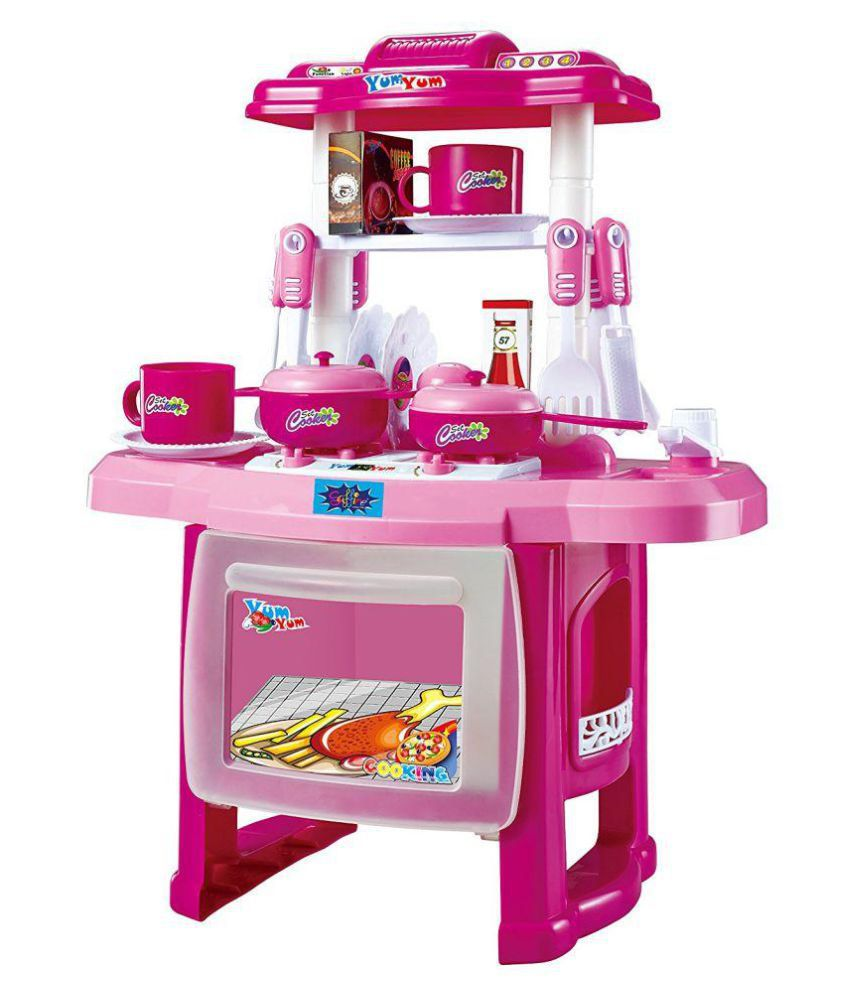 Viru Kitchen Set Children Kitchen Toys Large Kitchen Cooking