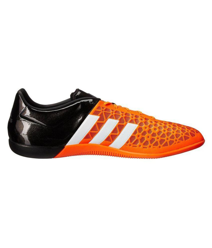 best service c4177 88259 Adidas ACE 15.3 Black Football Shoes