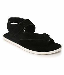 Big Fox New Style Black Sandals