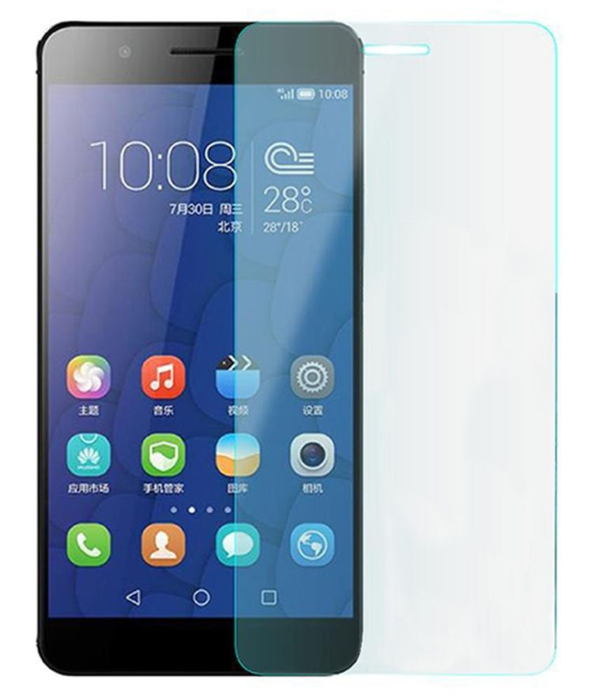 Huawei Honor 6 Tempered Glass Screen Guard By Spectacular Ace
