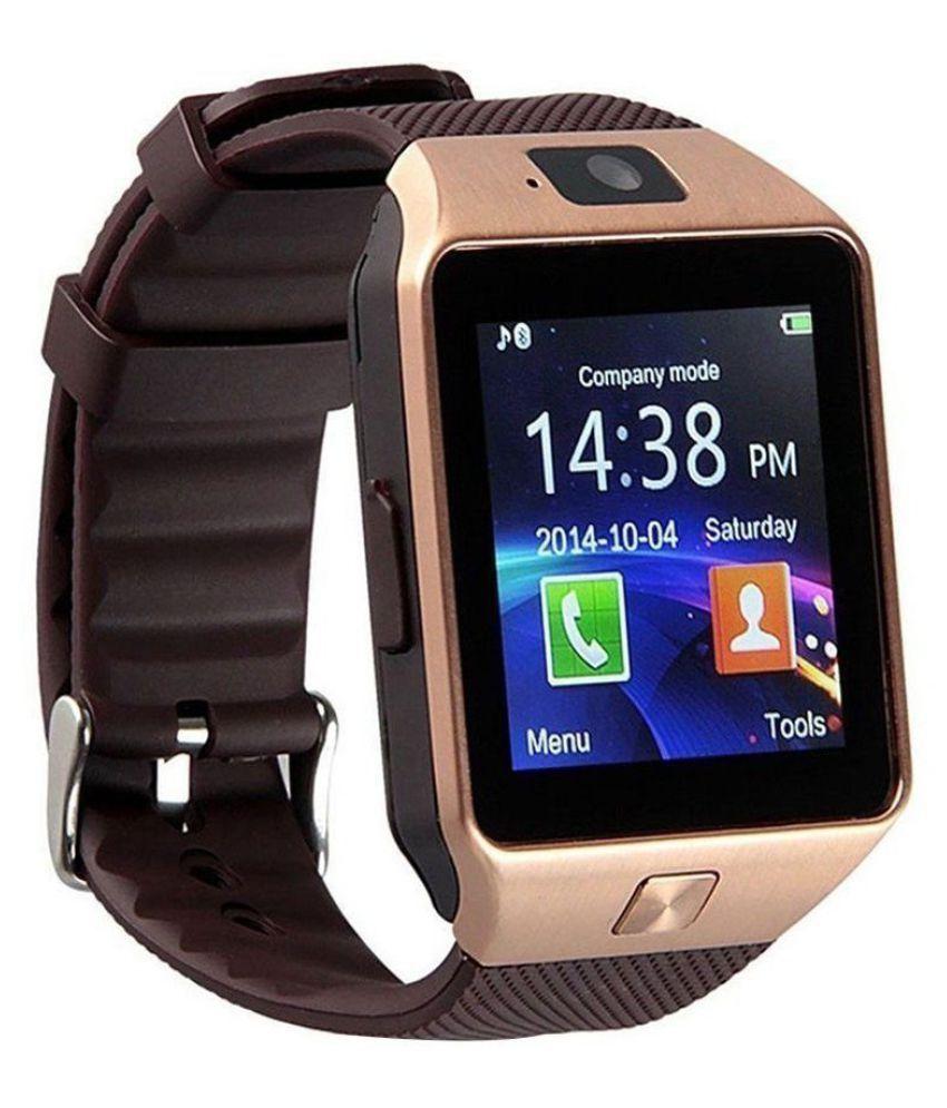 TRASS M9_golden_TRASS_17_330 Smart Watches