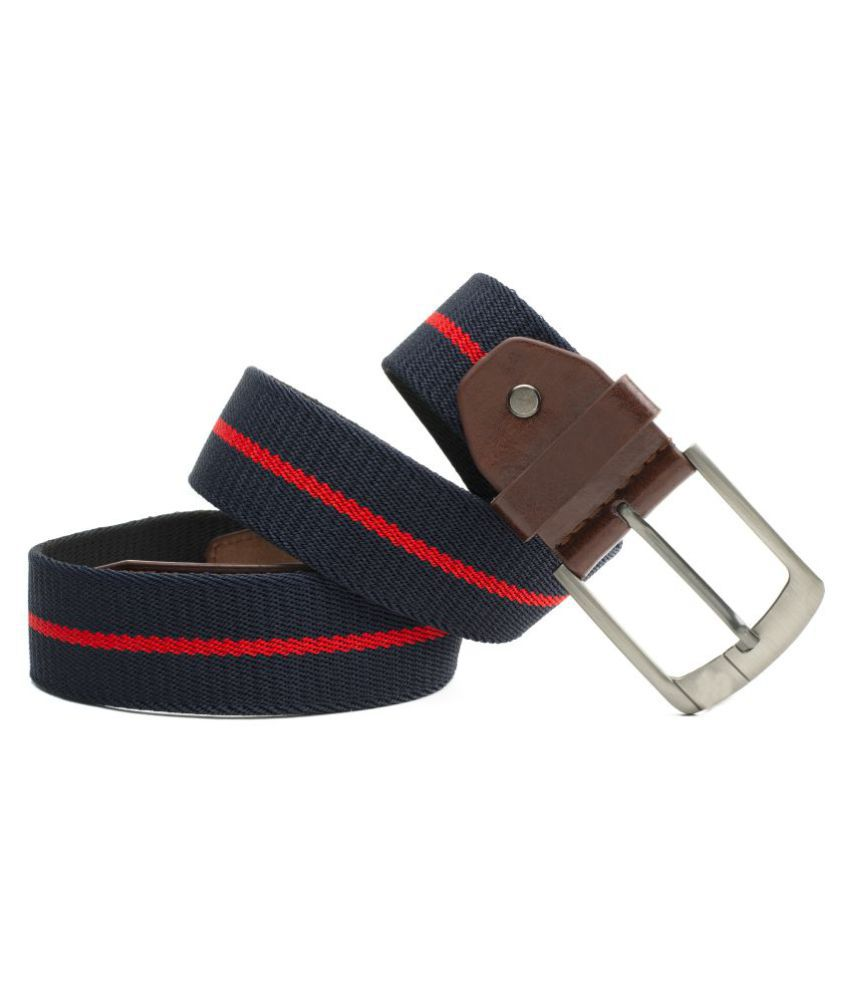 Winsome Deal Multi Canvas Casual Belts