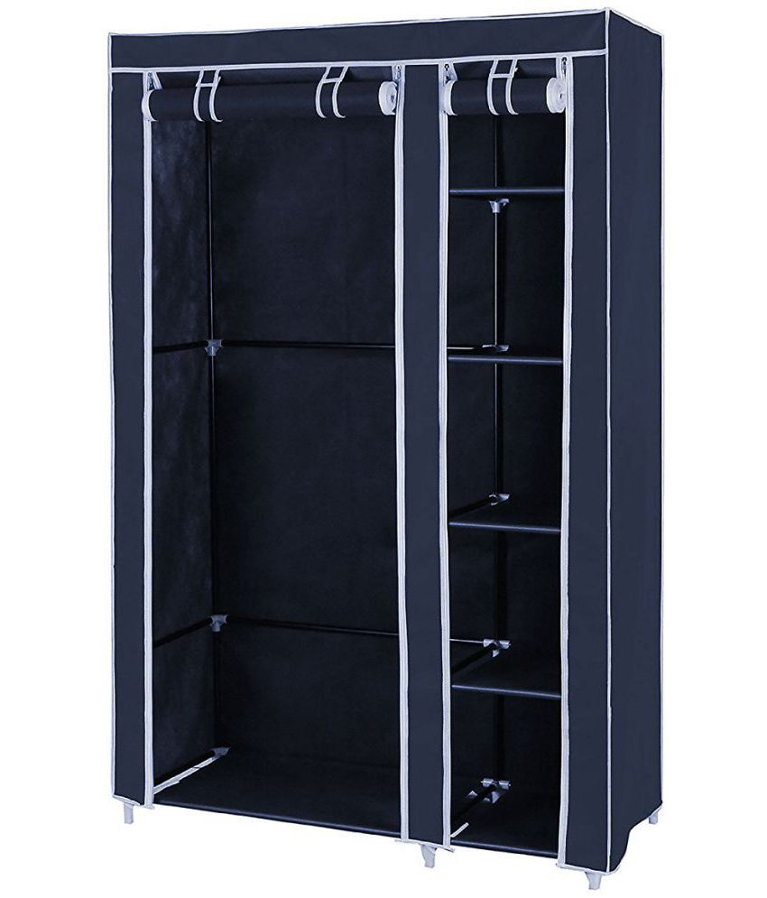 Fancy And Portable Foldable Closet Cabinet Wardrobe