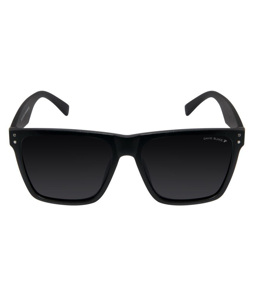 0ddd1b9113da David Blake Black Wayfarer Sunglasses ( P821 ) - Buy David Blake ...