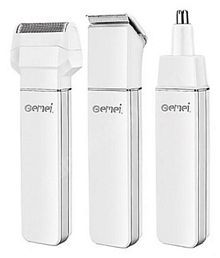 Gemei Gemei 585 3 in 1 trimmer Multigrooming Kit ( Multicolor )